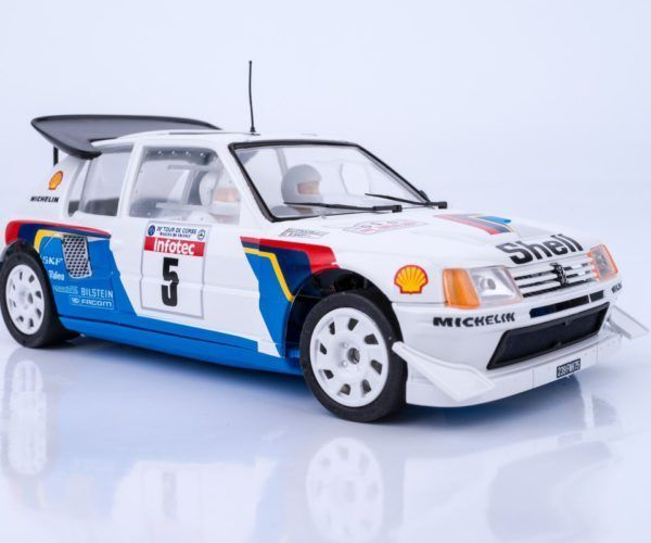 Peugeot 205 T16 Evo2 Saby